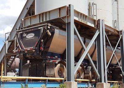Transport Conveyor Systems Live Bottom Trailer